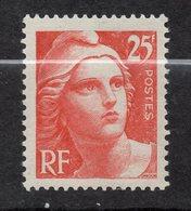 1945-47--tp N° 729  Marianne De Gandon --NEUF  Sans Charnière---cote  11 €..........à Saisir - France