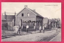 62 - HARNES--Gaswerke In Harnes---Usine A Gaz---animé - Harnes
