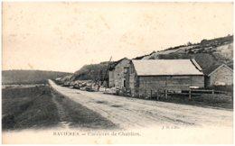 89 RAVIERES - Carrières De Chatillon - Autres Communes