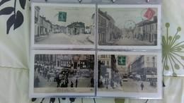 - CLASSEUR 192 CARTES POSTALES ANCIENNES FRANCE / ETRANGER (villes, Villages, Animations) - - 100 - 499 Postkaarten