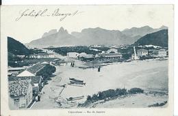 COPACABANA    ( BRÉSIL )  RIO DE JANEIRO - Copacabana