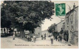 39 BEAUFORT-du-JURA - Ecole Communale De Filles - Tilleul Planté En 1620 - Beaufort