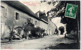 39 BEAUFORT - Route De Lyon - La Gendarmerie - Beaufort