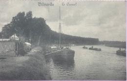 (2156) Vilvoorde - Vilvorde - Le Canal -1912 - Bakstenen - Kareelstenen Laden - Vilvoorde