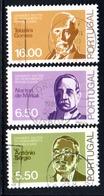 N°1460,1,2,4,5 - 1980 - Gebruikt
