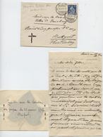 Suisse, Cachet, Sion,Sitten, 3 Docs, Adressé à Stuttgart, Baronne Zilla De Gaisberg, Brief Aus Der Schweiz, Sitten, 1913 - Postmark Collection