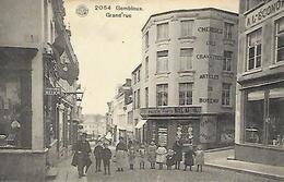 CPA / AK / PK  -  GEMBLOUX   Grand'rue - Gembloux