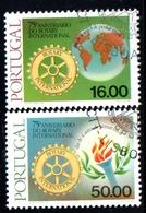 N°1458,9 - 1980 - Used Stamps