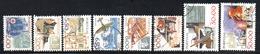 N°1450/1457 - 1980 - Used Stamps