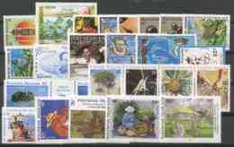 Polynesie Annees Completes (1995) N 472 A 497 (Luxe) Sauf 480A A 480D - Komplette Jahrgänge