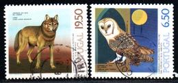 N°1468,70 - 1980 - Used Stamps