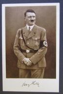 Adolf Hitler AK SST Geburtstag Des Führers 1938 - War 1939-45