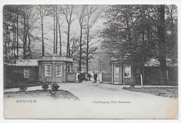Arnhem - Hoofdinngang Park Sonsbeek - Arnhem