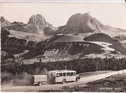 Suisse Berne Gantrisch Gebiet Autobus Postale Fg - BE Berne