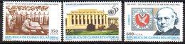 """(WK-Alb1) Äquatorial-Guinea Mi.1799/1801, """"Jahrestage - U.a. WWII Kriegsende Unterzeichnug ... """"  ** Postfrisch - Äquatorial-Guinea"""