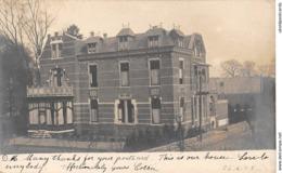 CPA -  Pays Bas, ZWOLLE, Groot Huis, Fotokaart - Postaal Gebruikt 1905 - Zwolle