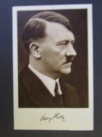 Adolf Hitler AK SST Geburtstag Des Führers 1938 - Guerra 1939-45