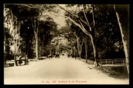 Singapore - Orchard Road - Singapur