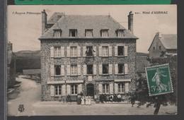 Hôtel D'AUBRAC - Très Belle Animation - Rare!!! - Francia