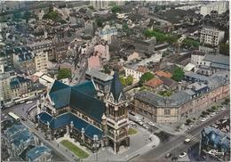 D  93  ST DENIS  (2 Cartes) Vue Generale Aerienne    L'Eglise Neuve ( Voitures) - Saint Denis