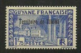 Inini:timbre Poste N°23** - Inini (1932-1947)