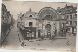 Calvados :  LISIEUX : Les   Halles - Lisieux