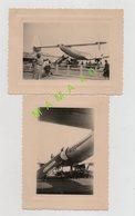 2 PHOTOS - ORLY - AIR FRANCE - PREPARATION AVION AVANT EMBARQUEMENT - Aviation