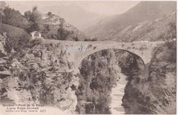 Suisse Vs Stalden Pont De La Viege Ligne Viege-zermatt - VS Valais