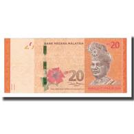 Billet, Malaysie, 20 Ringgit, 2012, KM:54, SUP - Malaysie