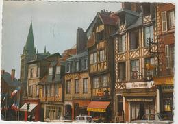 Calvados :  LISIEUX :  Vue ,  Vieilles   Maisons 1967 - Lisieux