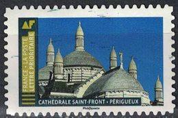 France 2019 Oblitéré Used Histoire De Styles Architecture Cathédrale Saint Front Périgueux Y&T 1682 - Francia