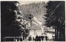 AK - Tschechien - Böhmen - Fischerhaus In Moldau - 1940 - Tschechische Republik