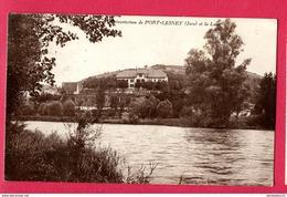 CPA (Réf : D 913) Préventorium De PORT-LESNEY Et La Loue (39 JURA) - Autres Communes
