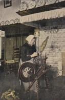 372515Achter Het Spinnewiel 1912 (rechtsboven Een Vouw) - Craft