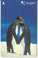 SINGAPORE(GPT) - Penguins, CN : 235SIGC2K(normal 0), Used - Singapore