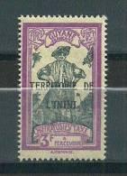 Inini:timbretaxe N°9** - Inini (1932-1947)