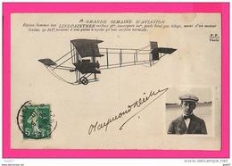 CPA (Réf :Z654)  LE BIPLAN SOMMER PAR LINDPAINTNER (AVIATION) - ....-1914: Précurseurs