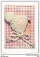 Cpsm Réf-JP-O-433 (  Par Photochrom _ Joli Bonnet Sur BEBE )  Carte De Qualité - Babies