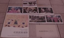 AFFICHE CINEMA ORIGINALE FILM LE JOUR DES ROIS + 6 PHOTOS EXPLOITATION DUBOST DARRIEUX PRESLE 1991 MILLET - Plakate & Poster