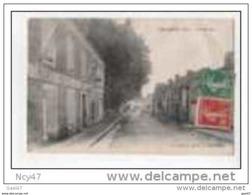 CPA - Cazaubon (32 Gers) - Grande Rue - IIeme Choix - (ref 139) - Frankreich