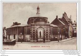 CPA - Hazebrouck - Marché Couvert - (ref 1283) - Marktplaatsen