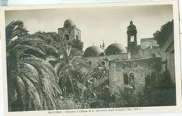 Palermo; Chiostro E Chiesa Di S. Giovanni Degli Eremtiti - Non Viaggiata. (Fotocelere - Torino) - Palermo