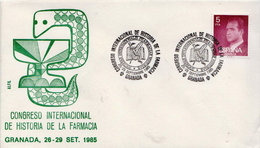 Spain Cover With Special Cancel - 1931-Aujourd'hui: II. République - ....Juan Carlos I