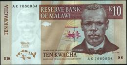 MALAWI - 10 Kwacha 01.07.1997 UNC P.37 - Malawi