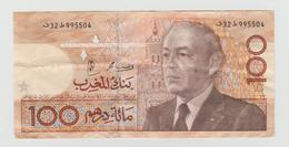 Billet 100 DH - Morocco