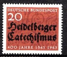 Allemagne 1963 Mi.:nr:396 Heidelberger Katechismus  Neuf Sans Charniere / Mnh / Postfris - [7] République Fédérale