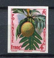 Polinesia Francesa 1958. Yvert 13 Imperforated ** MNH. - Non Dentelés, épreuves & Variétés