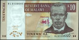 MALAWI - 10 Kwacha 01.06.2004 UNC P.51 - Malawi