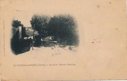 I194 - 38 - LA CÔTE-SAINT-ANDRÉ - Isère - Avenue Hector-Berlioz - La Côte-Saint-André