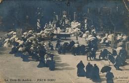 I194 - 38 - LA CÔTE-SAINT-ANDRÉ - Isère - Fête Dieu - La Côte-Saint-André